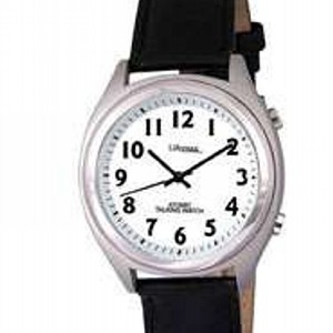 Watch Talking Atomic Leather Strap