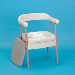 Adjustable Commode Stool