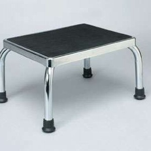 Step Stool Chrome Without Handle