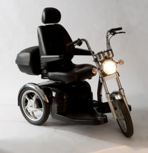 Sport Rider Scooter