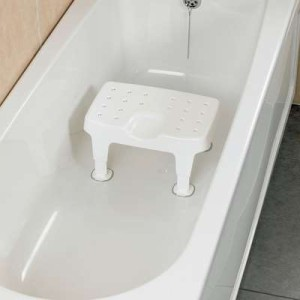Bath Seat Savanah Moulded 6
